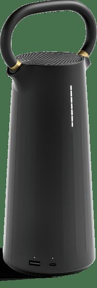 Steelcase Flex Mobile Power: Black Finish
