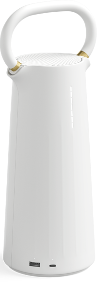 Steelcase Flex Mobile Power: White Finish