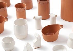 Inspiration from Ceramics