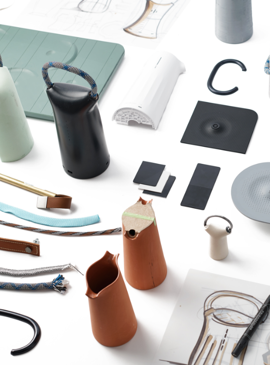 Steelcase Flex Mobile Power: Unexpected Artistry